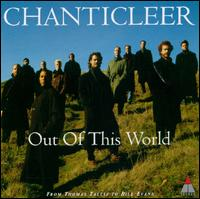 Charm Me Asleep  Chanticleer Out of this World Joseph Jennings, conductor Teldec, 1994
