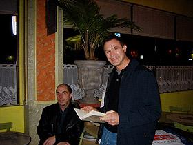 David Higgs , David Conte, Los Angeles, 2006