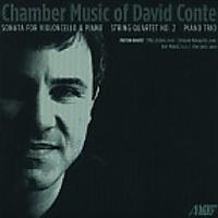 Chamber Music of David Conte   Kay Stern, violin; Emil Miland, cello; Keisuke Nakagoshi, piano 2015