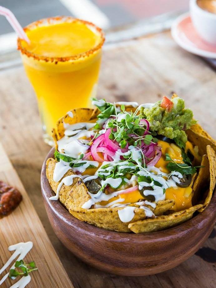 TACO LOCO - Fragrant, zesty Mexican street food that will leave you wanting more