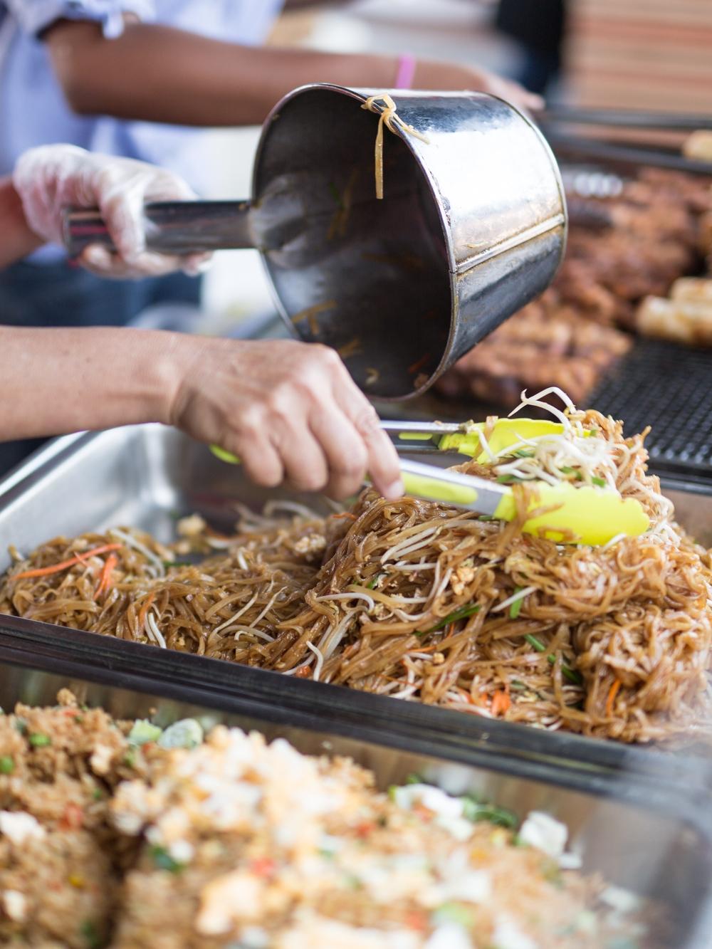THAI KITCHEN - Sweet, sour and savoury Thai street food
