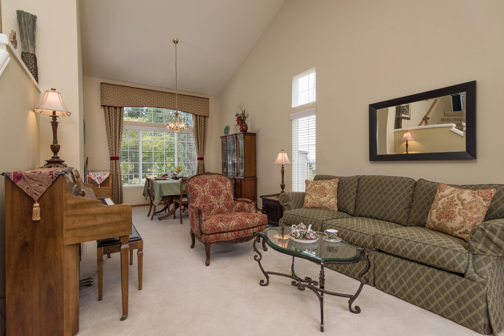 Tacoma area home interior - real estate photography