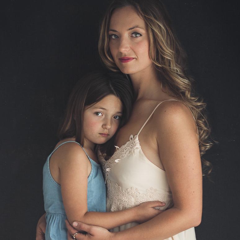 Tacoma family formal portrait