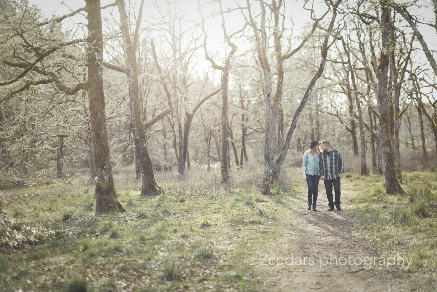 Fort Steilacoom Couples Photo Session