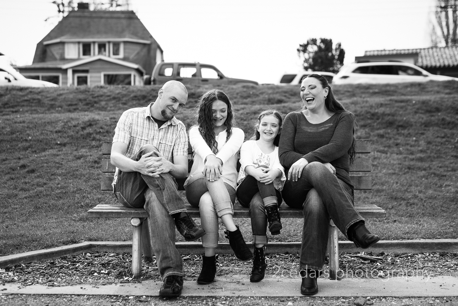 West Seattle Family Photos