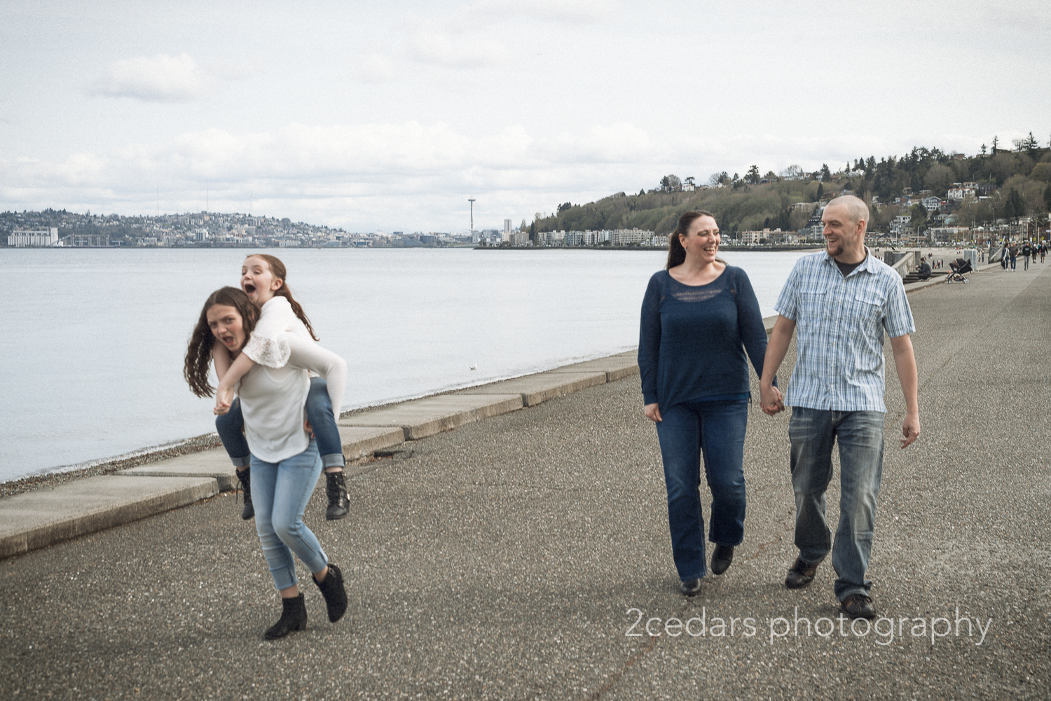 West Seattle Family Photo Shoot