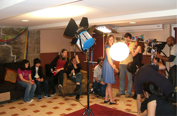 Students take advanced audition & career classes to ensure they leave the conservatory working at an industry standard.