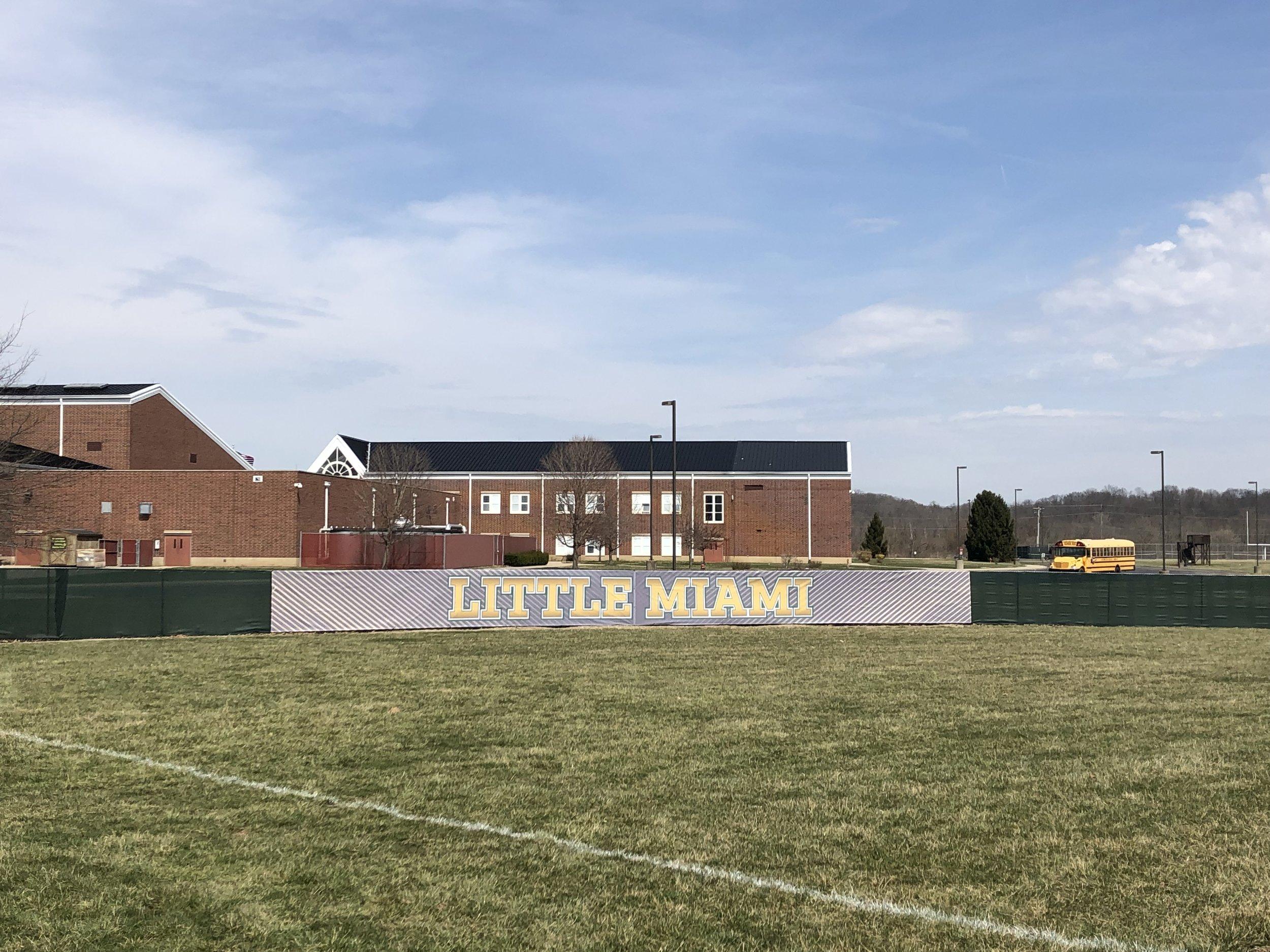 LITTLE MIAMI SCHOOLS  Outdoor Athletic Facilities