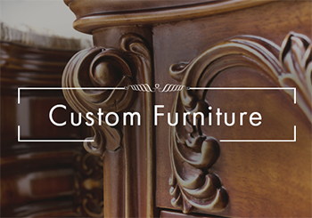 Handmade, Custom Hardwood Furniture