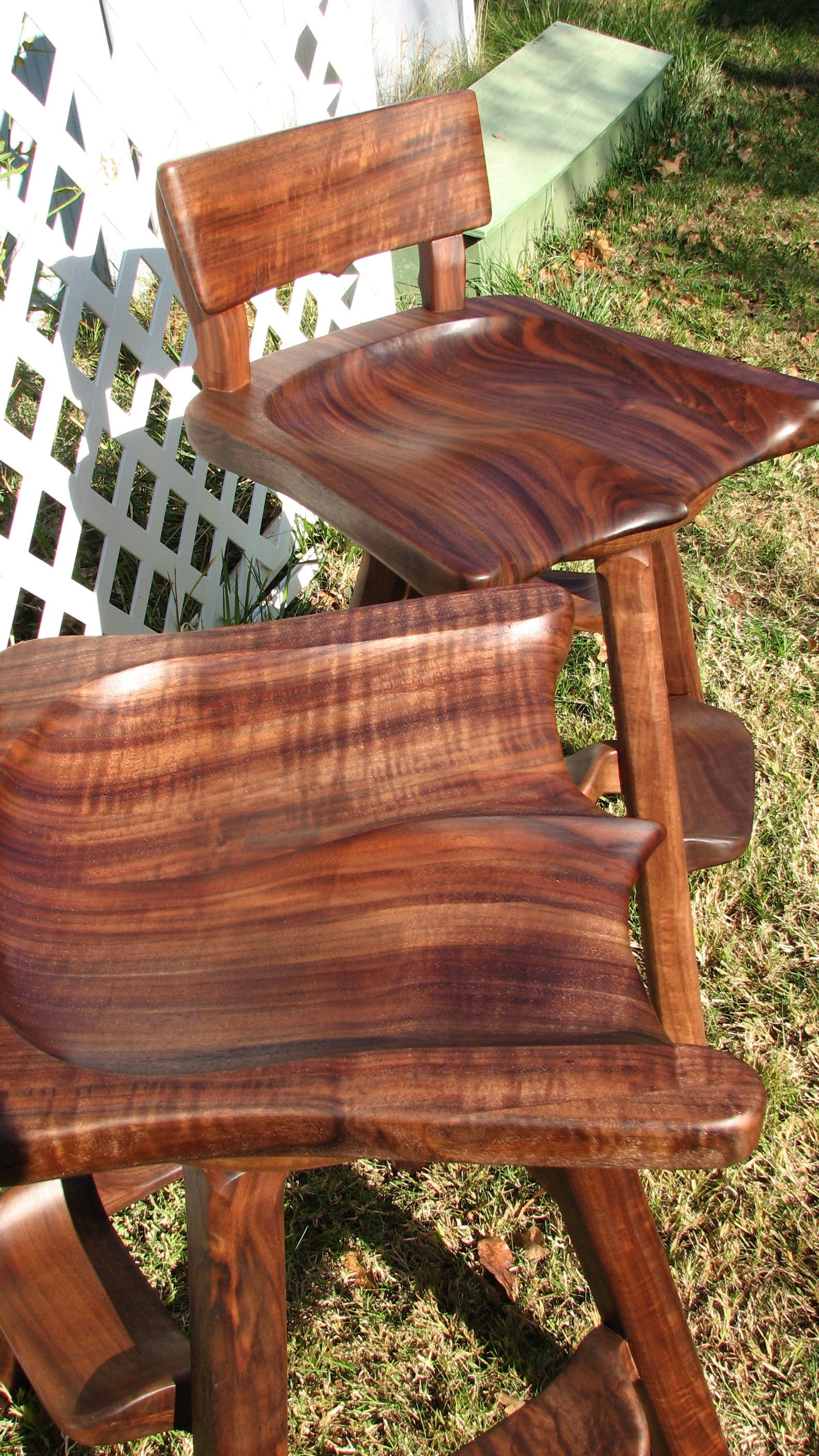 Hand Made Chairs