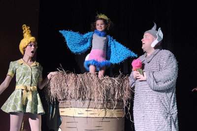 Seussical: The Musical - Matthews Playhouse