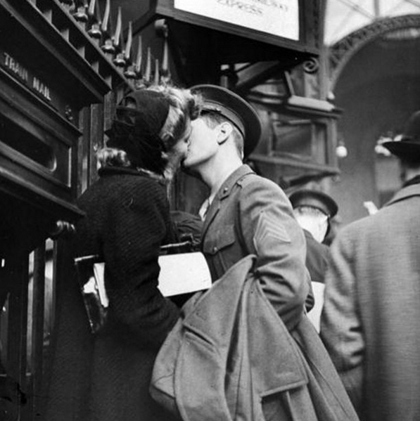 Photo by Alfred Eisenstaedt