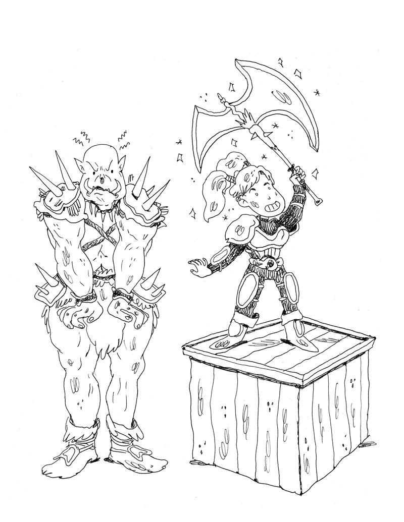 Jealous Juggernaut