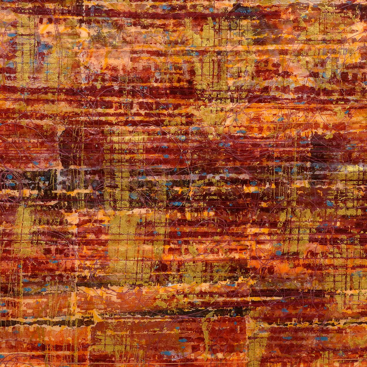 Strata (Detail, Sold)
