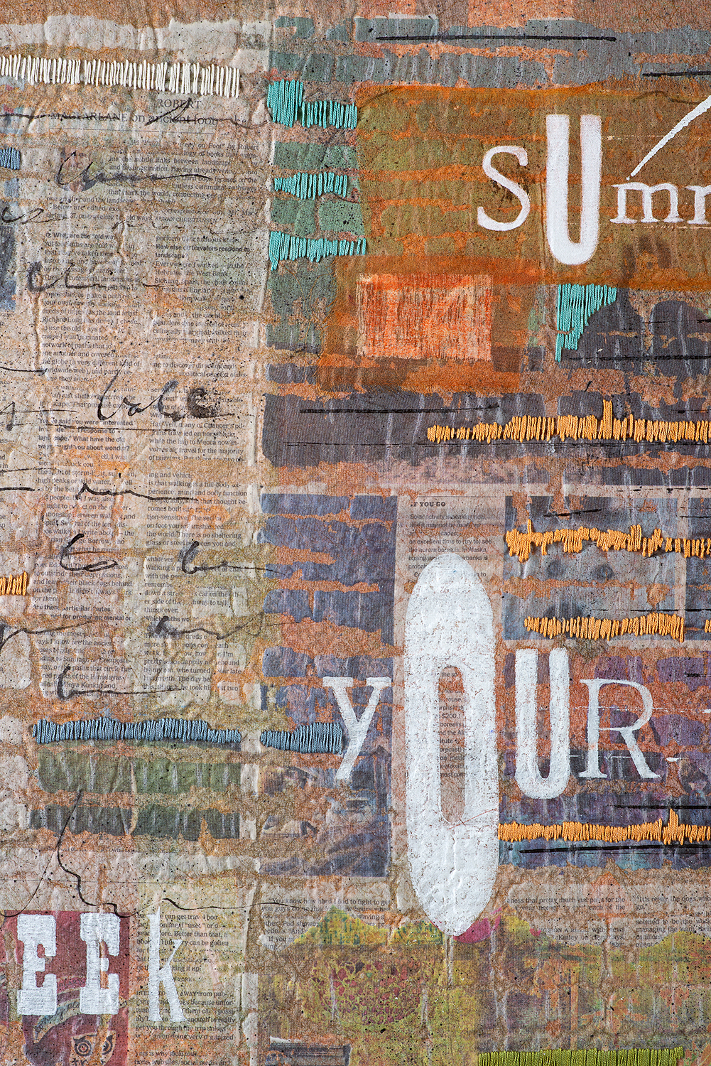 Seek Your Summit (Detail)