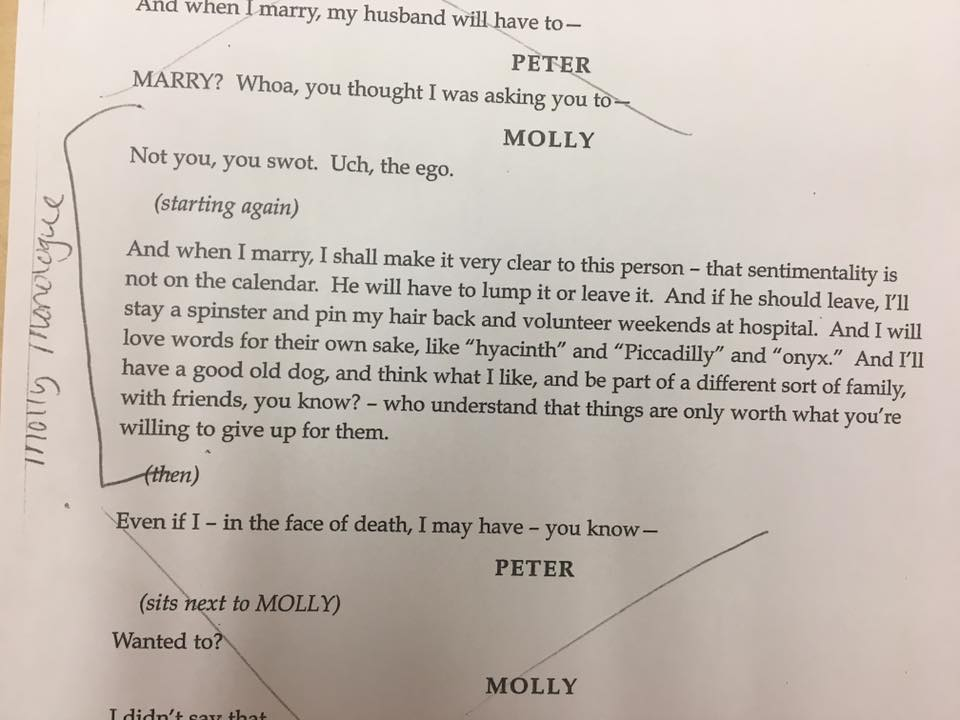 Monologue: Molly