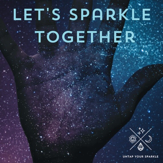 Let's Sparkle Together