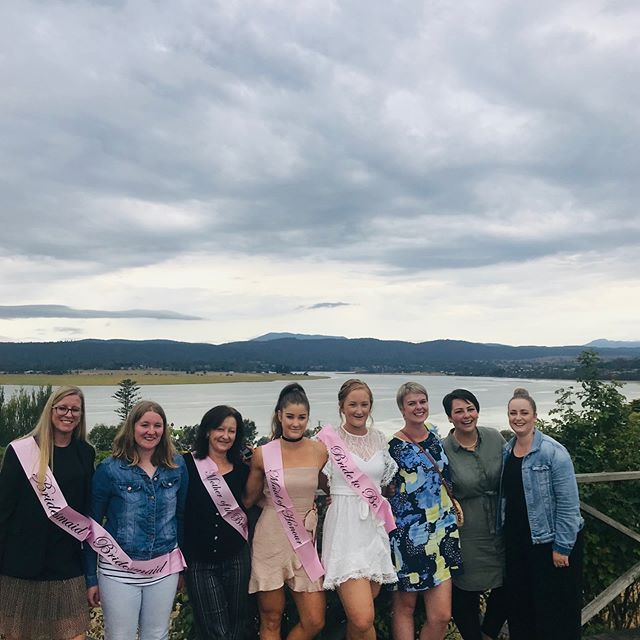 We had a great afternoon celebrating with Maddie and all the ladies 🥂👰🏼 #riverviews #hensdayfun #tamarvalley #grazingboard #strathlynn
