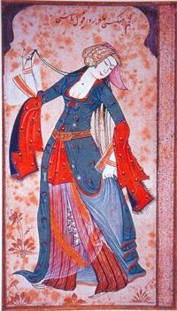 An Ottoman Concubine