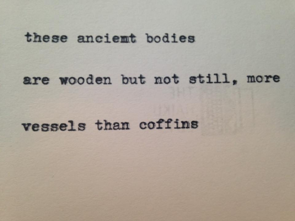 My favorite of the two haikus written for me by Micah Greenberg. It lives in my violin case.