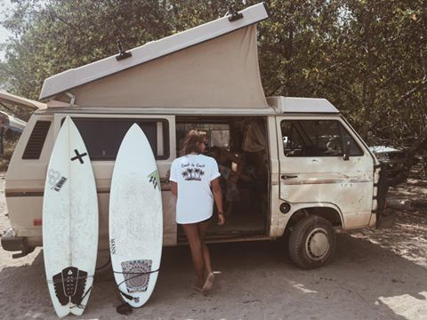 Coast to Coast, La Westfalia vida  🌊 #saladitasundays - LOOT