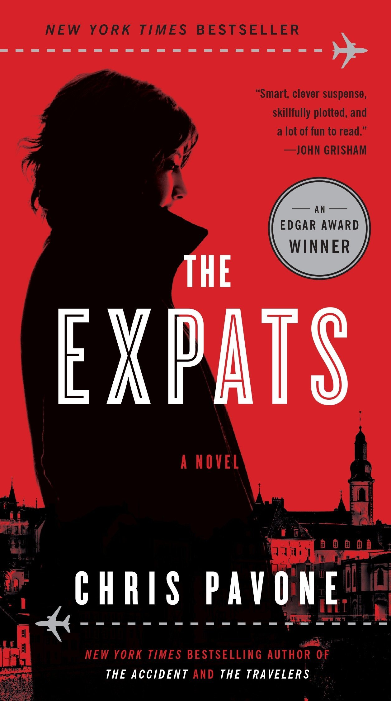 book review: the expats by chris pavone — Kelley Rose Waller