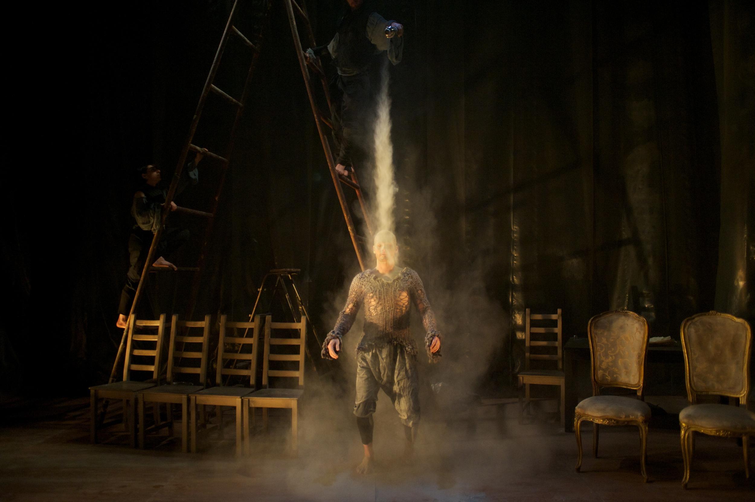 The Hamlet Apocalypse. Photo by Morgan Roberts