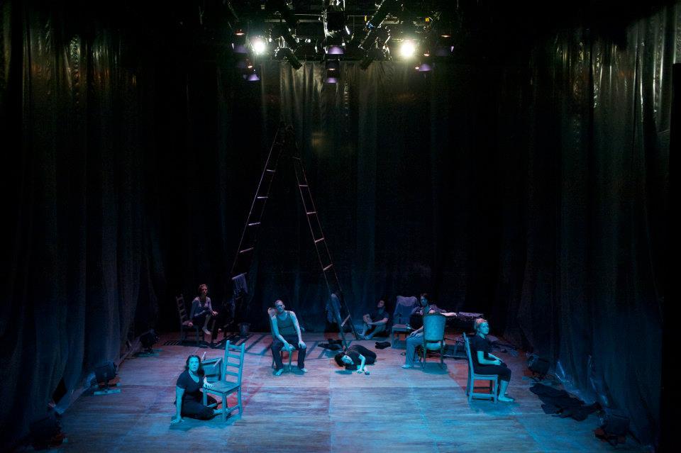 The Hamlet Apocalype. Photo by Morgan Roberts.