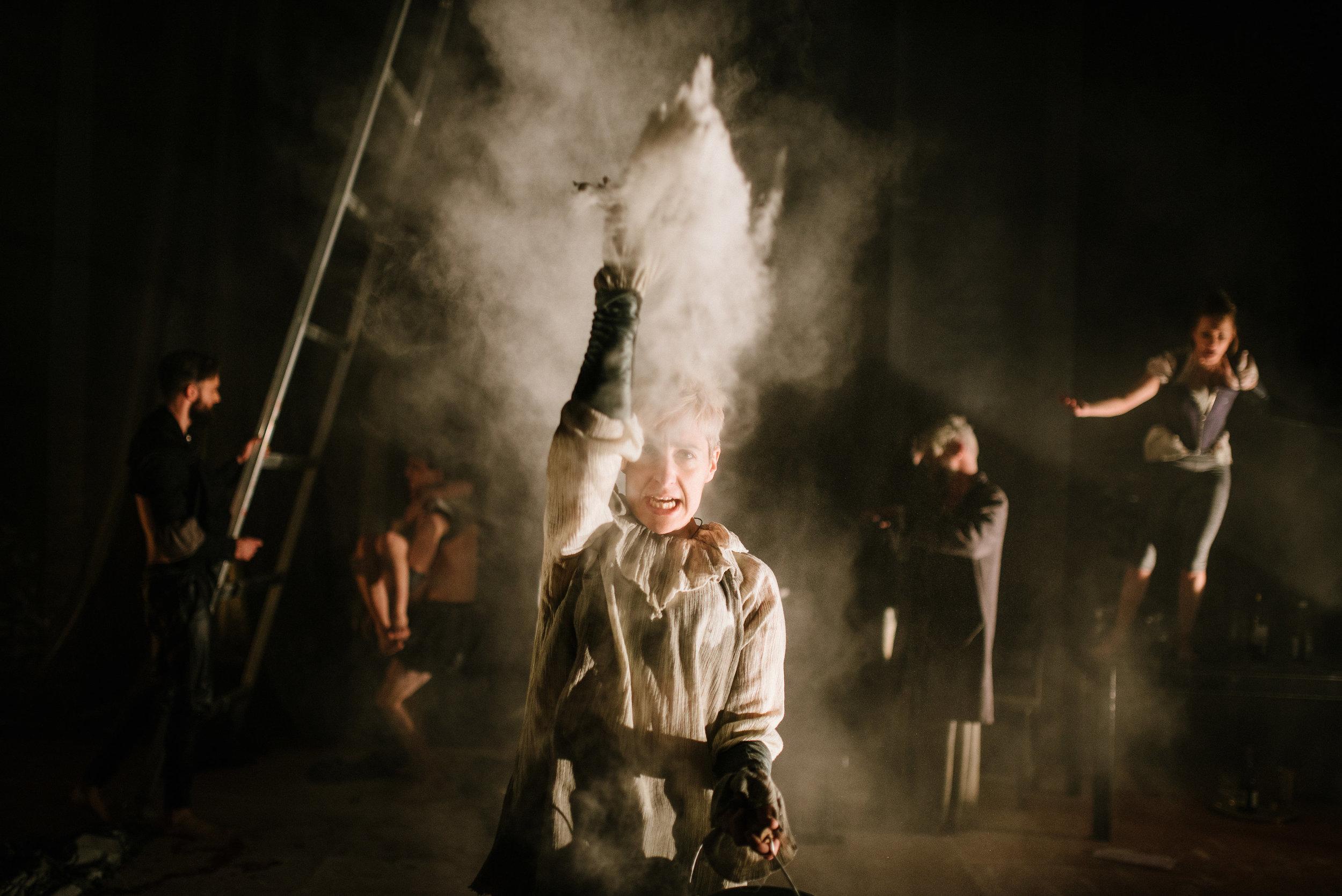 The Hamlet Apocalypse, 2017 - Photo by Morgan Roberts