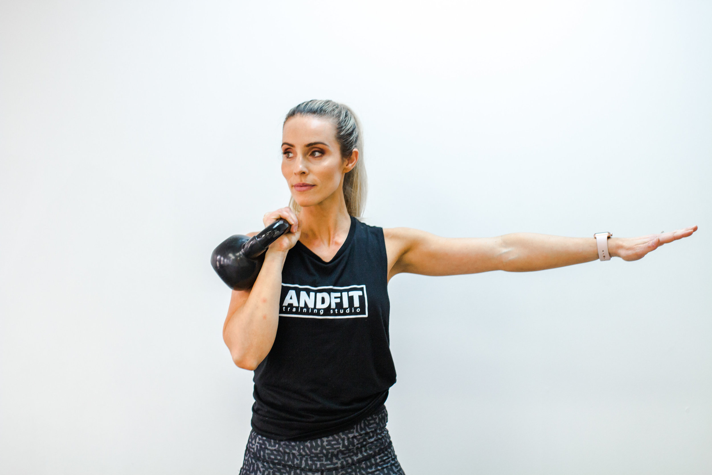 Andrea Merucci Hsiung, PTS, PFS OWNER, ANDFIT Personal Trainer