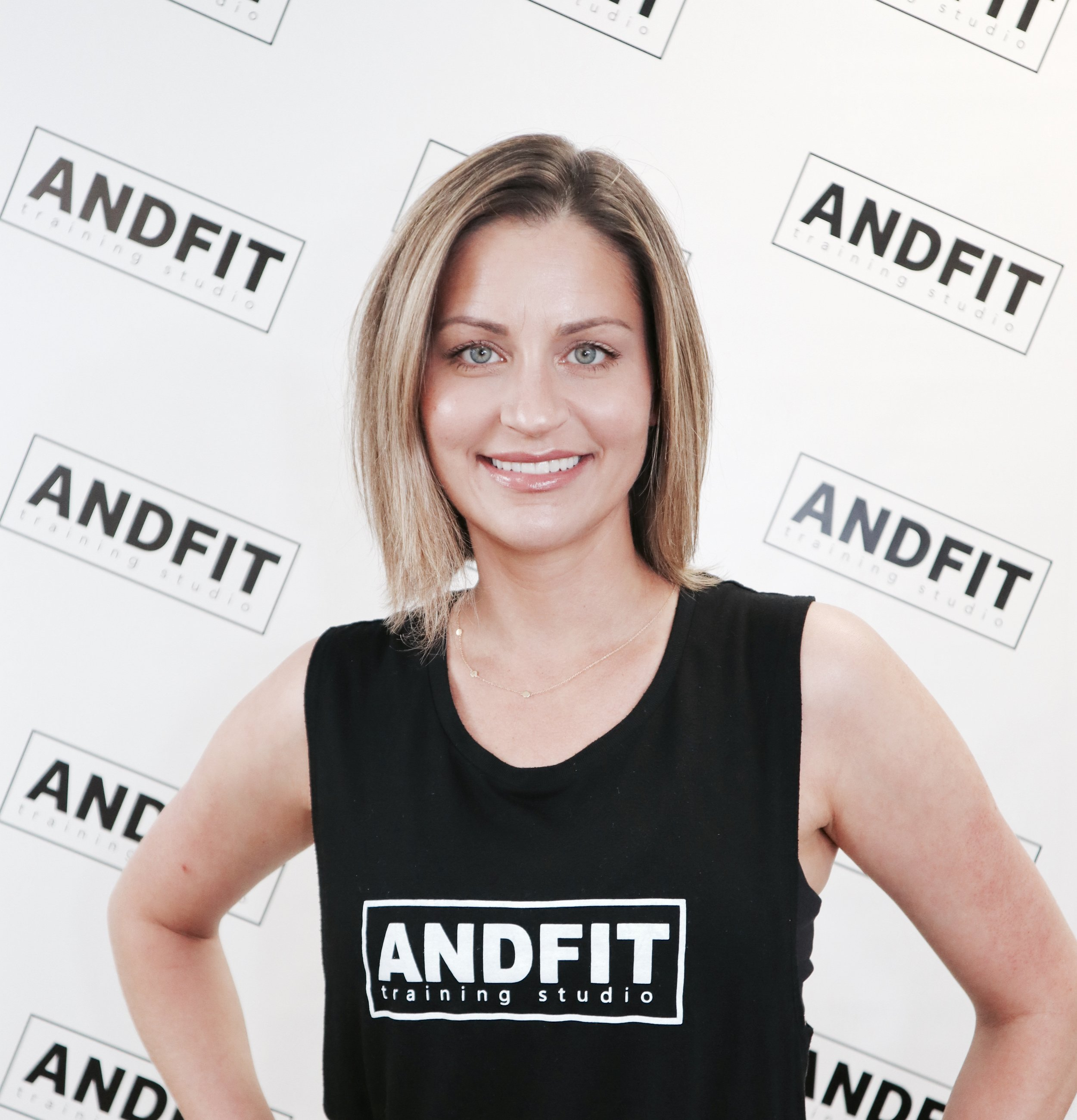 Leah Aarts, FIS ANDFIT Fitness Instructor