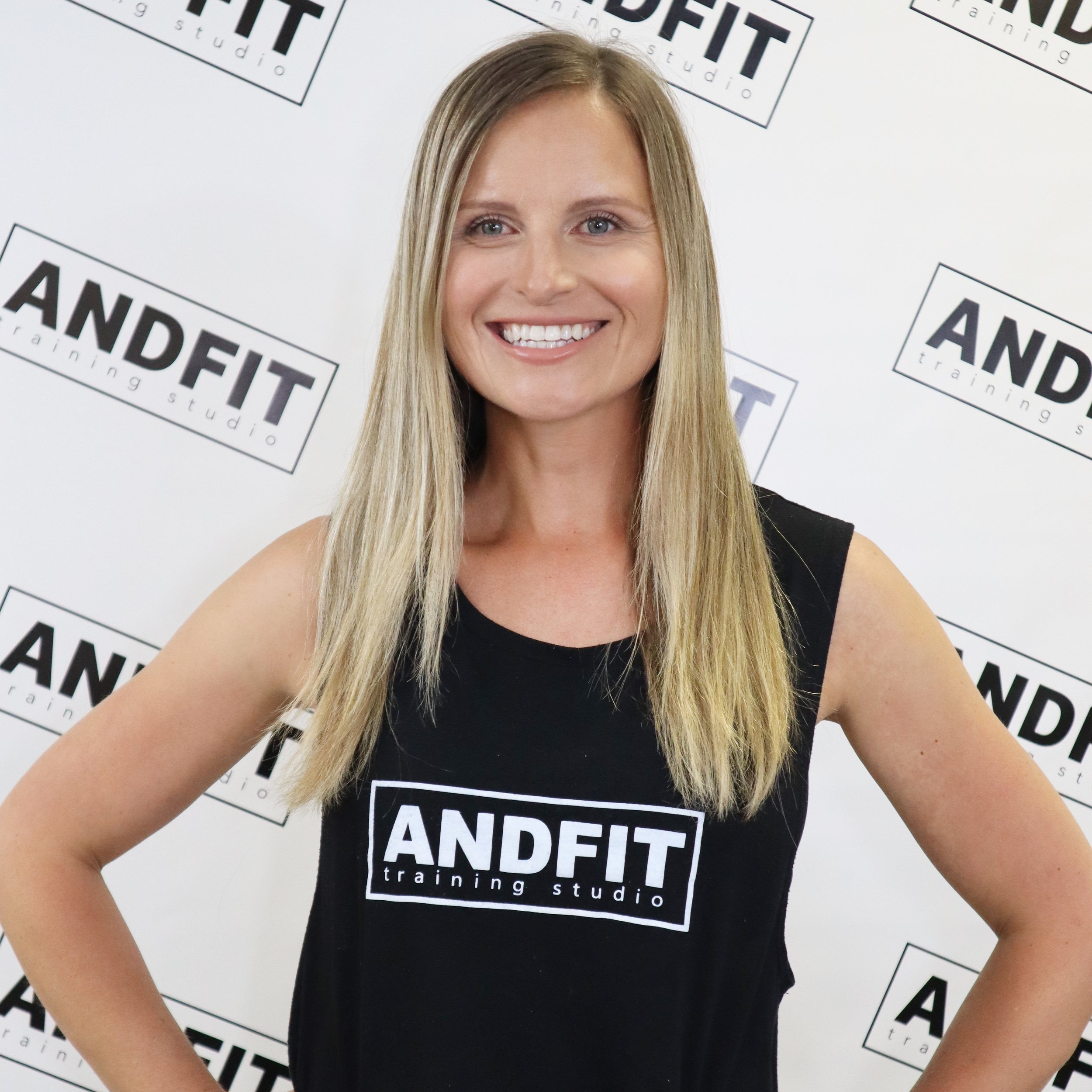 Maxine Williamson, RDH, FIS ANDFIT Fitness Instructor