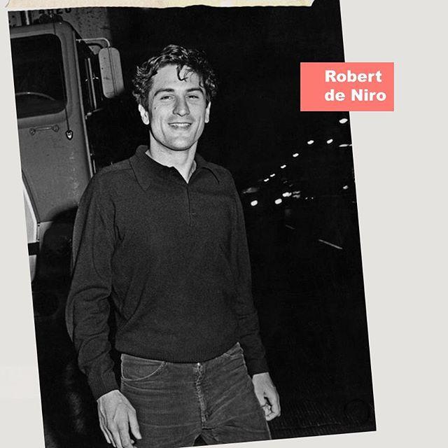 A very young #RobertdeNiro  #thearbollife #pursuitofleisure #actor #newyork
