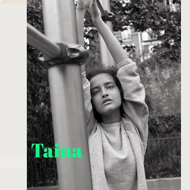 Cool #Brazilian @oliveira_taina is on the website  We caught up in #Paris  #thearbollife #pursuitofleisure