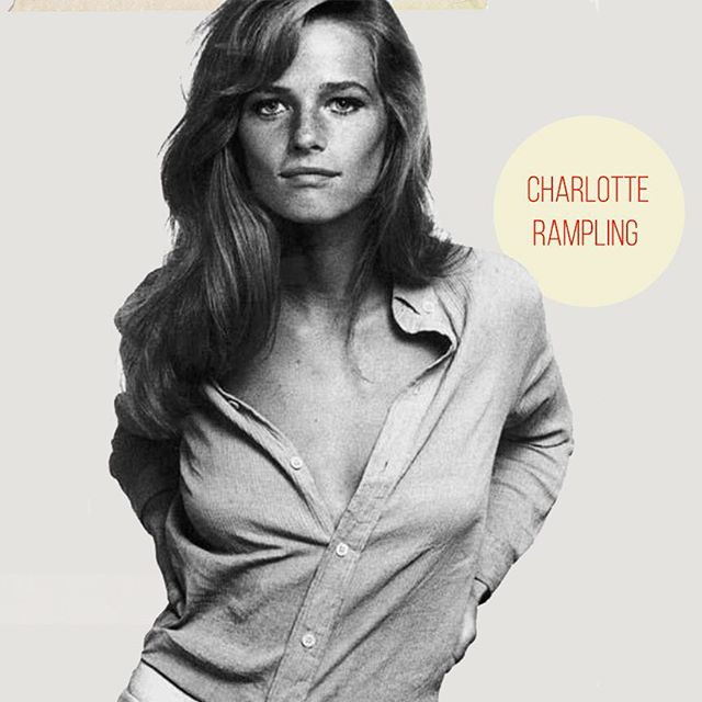 #English #actress #CharlotteRampling (born in 1946)  in the #60s ; an #icon of the #swinging60s , she began her career as a #model and later became an actress #pursuitofleisure #thearbollife