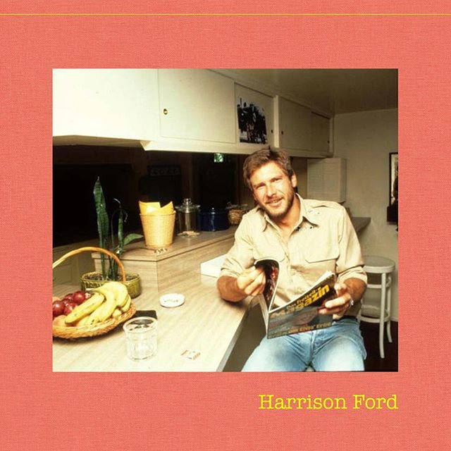 #hollywood #star #HarrisonFord on set in the #80s  #thearbollife #pursuitofleisure #levis #jeans