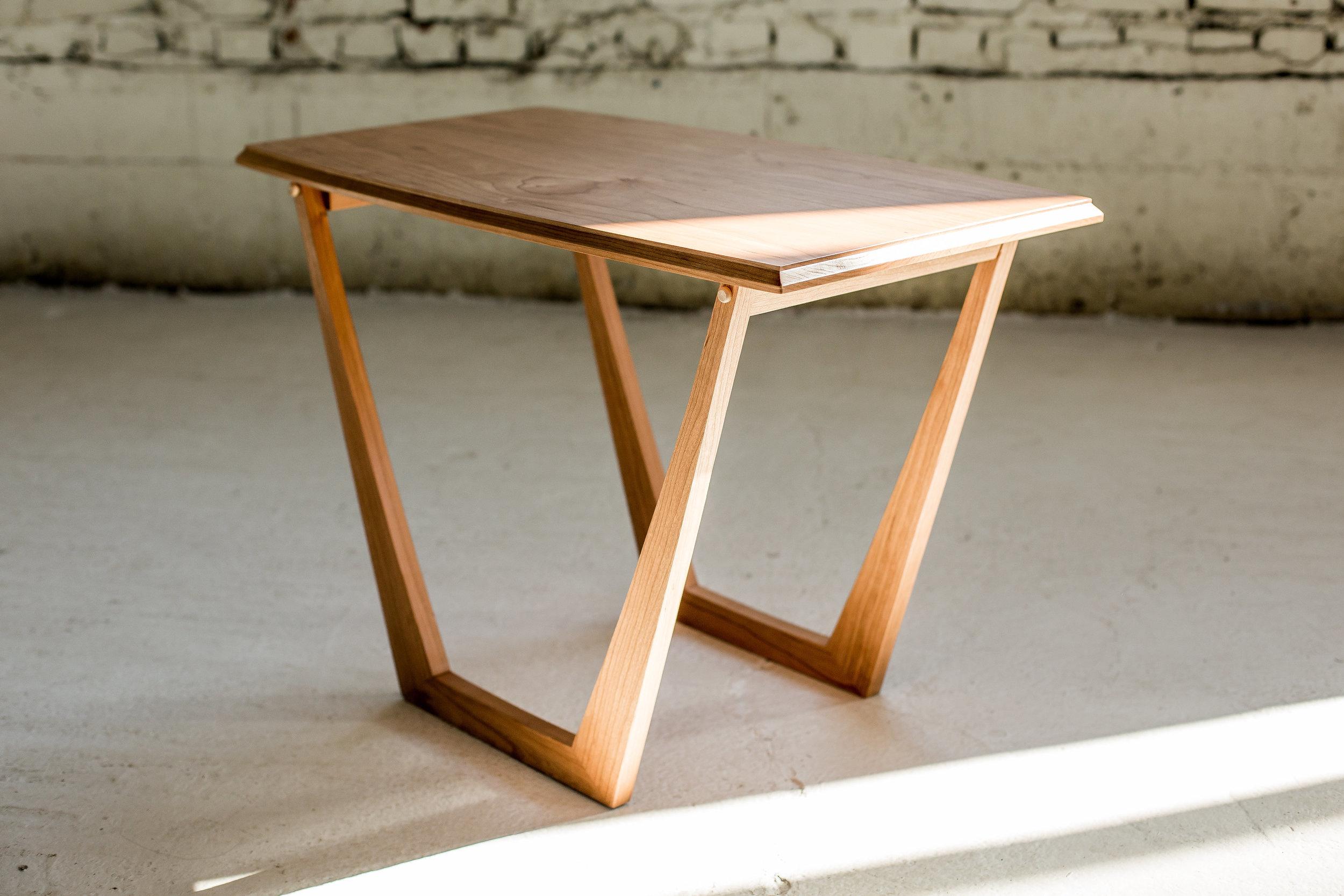 Minimalist End Table Mid Century Modern End Table Scandinavian Side Table Minimalist Nightstand Stockton Heritage