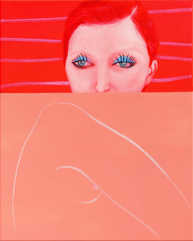 "UNSPOKEN 24"" x 30"" Oil on Canvas $540.00 |  BUY"