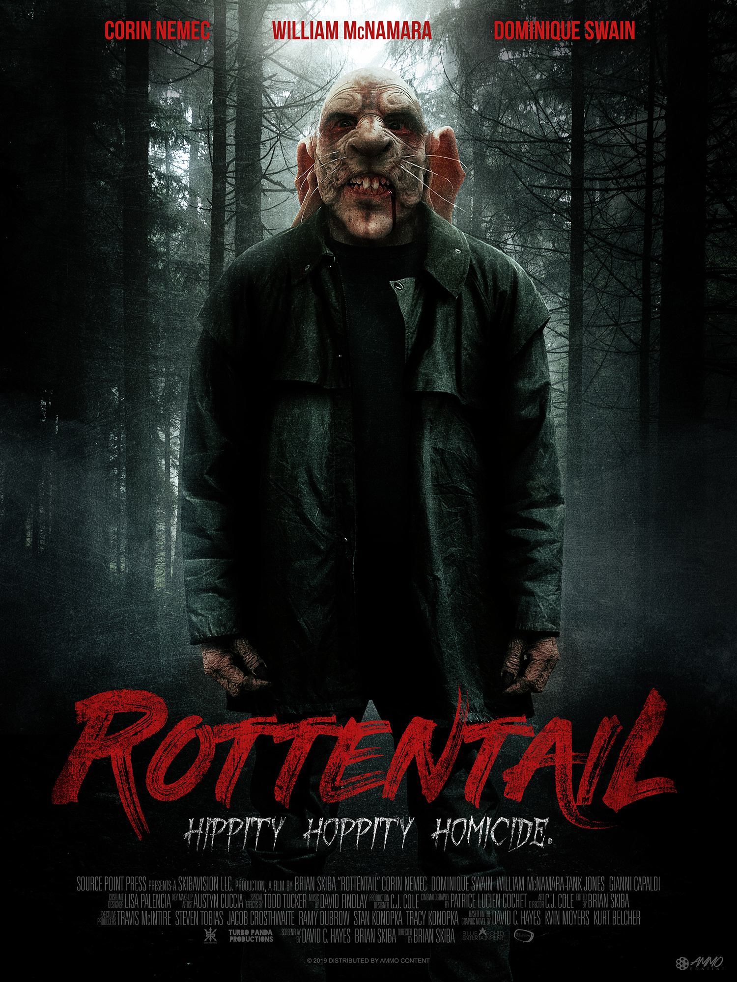Rottentail - The Movie! — Source Point Press