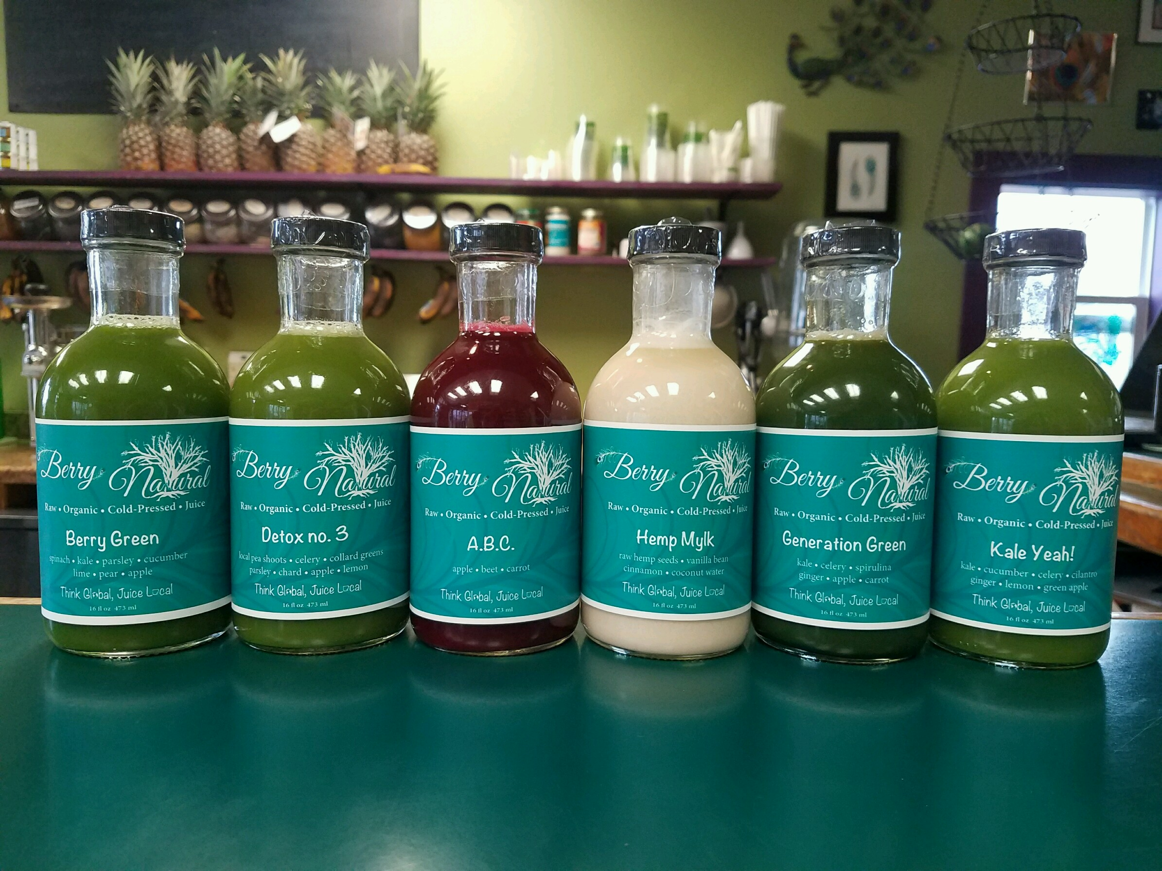 What we do...... - Berry Natural specializes in 100% raw, organic cold-pressed juices, cleanse packages, dairy free-smoothies, and vegan snacks!