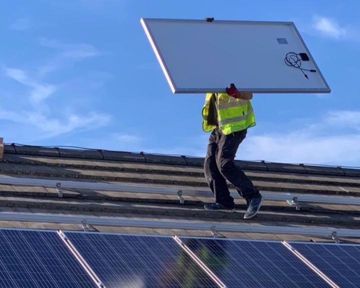 Pilgrim Primary Academy Solar PV Installation