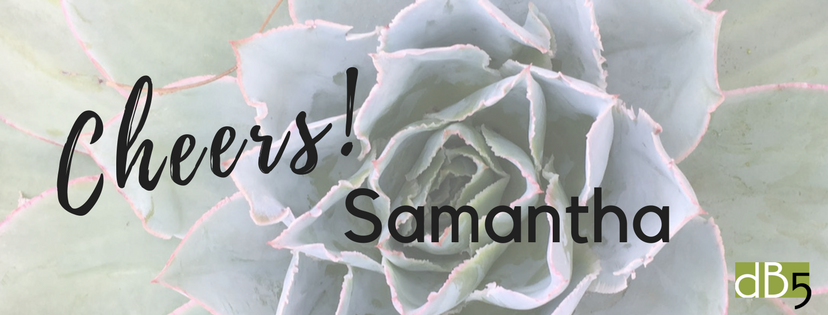 Cheers! Samantha Virtual Assistant Done By 5. Small business. San Francisco Bay Area