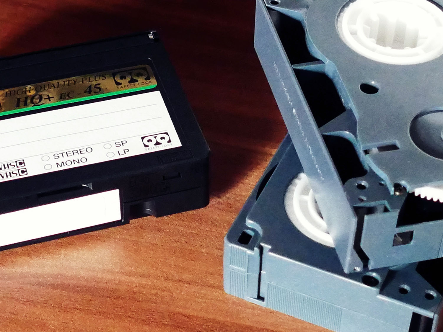 VHS DIGITIZATION - CONVERT YOU OLD VHS TAPES INTO DIGITAL MEDIA FORMATS. FILES ARE UPLOADED TO THE CLOUD FOR DOWNLOAD AND VIEWING ON ALL OF YOUR DEVICES.
