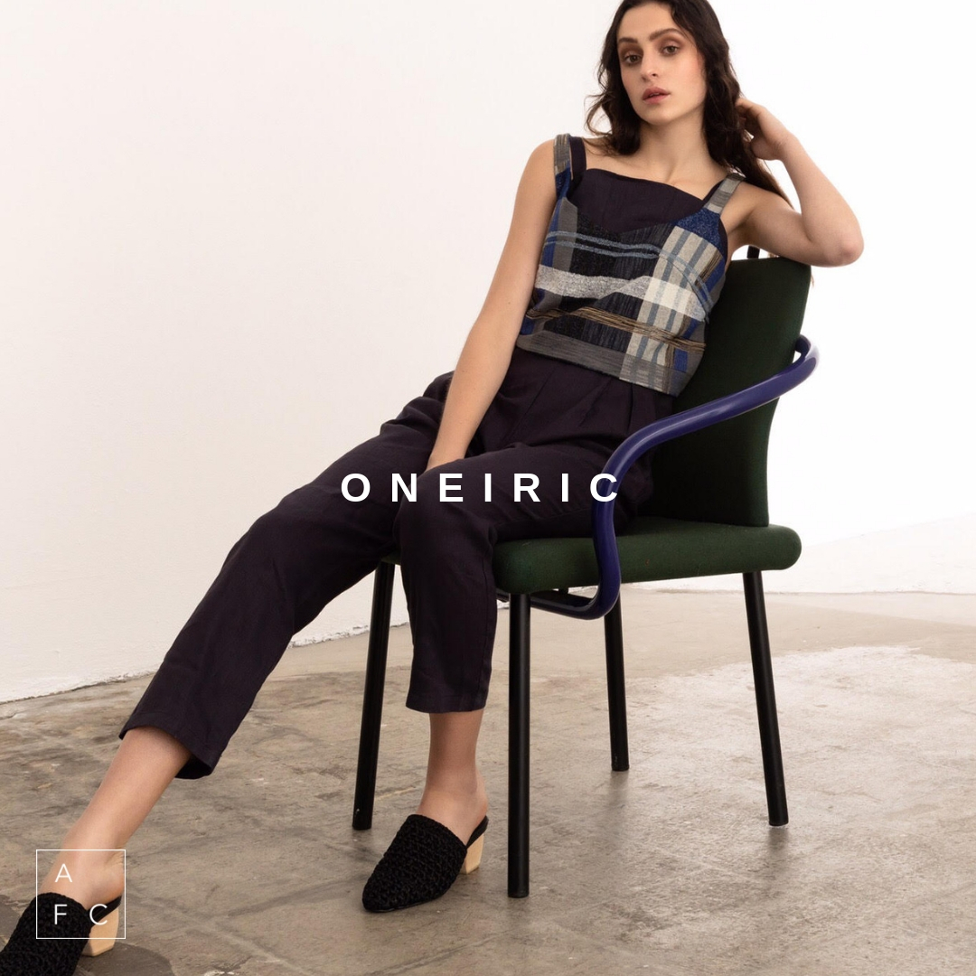 Melbourne designed and made womenswear label, Oneiric by Sandra Estepho, creates tailored, handmade garments with a mission to evoke emotion, mood and attitude within everyday wear… -
