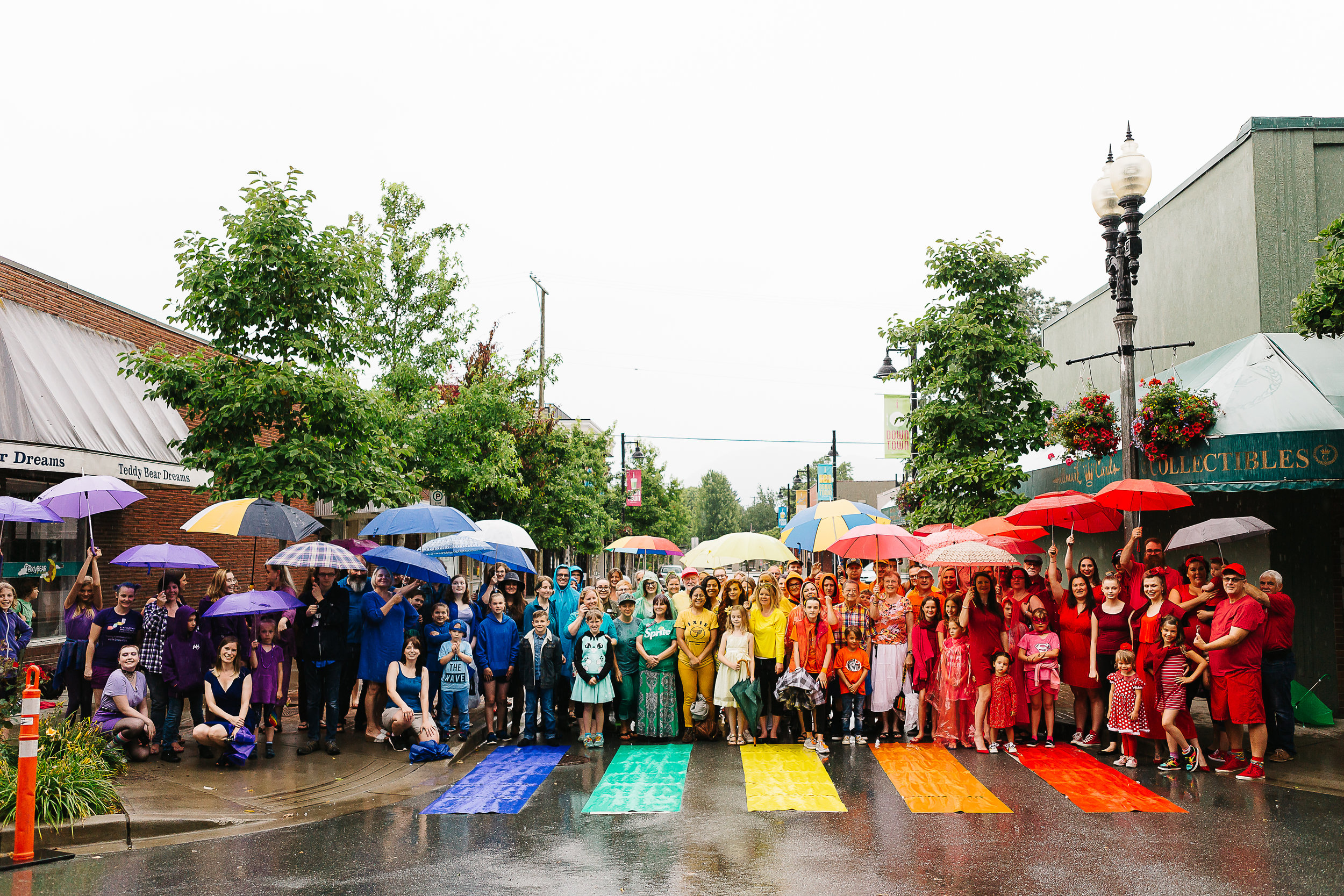 Let's get a Rainbow Crosswalk up in Chilliwack!
