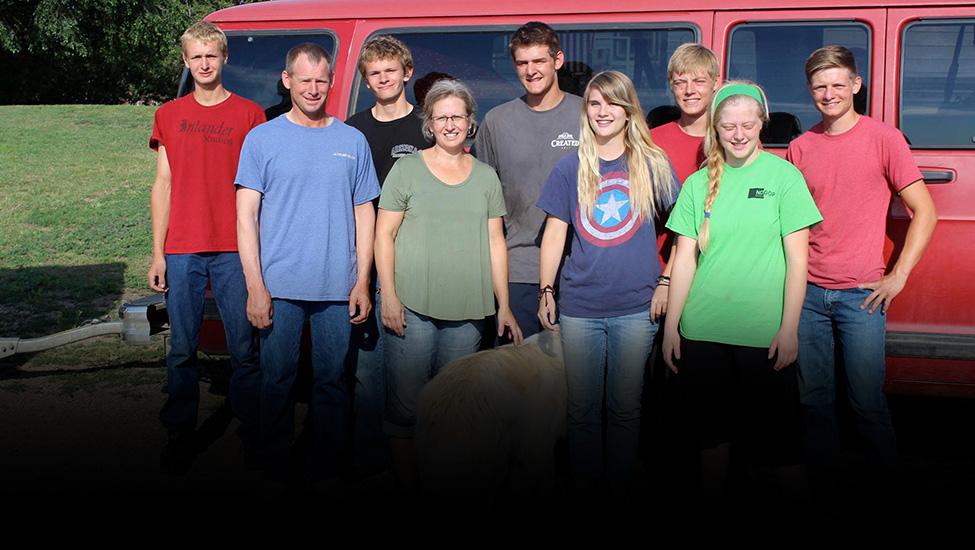 Moose Lake, MB, Team