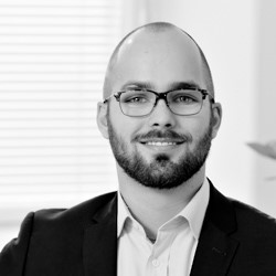 Jordan Trudel, Portfolio Analyst  Jordan Trudel conducts portfolio accounting, performance measurement and reporting. He has a M.Sc. in Finance from Hanken School of Economics. Jordan Trudel joined AIM Capital in 2017.