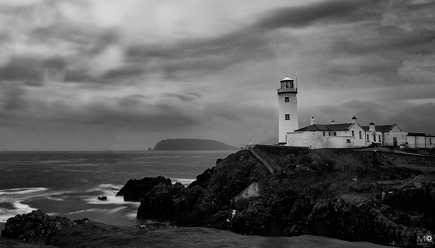 Fanad Lighthouse, Letterkenny, Co. Donegal, Ireland