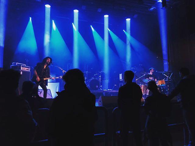 Making noise with @tao_drums 🥁 photos by 📸 yan nyso 📸 @christophegirardberthet 📸 @benjamingenet . . #labatteriedeguyancourt  #guyancourt #music #live #musicien #musician #paris #yvelines #rock #pop  #concert #live this night we were opening for @stuckinthesoundofficial and @grndblnc