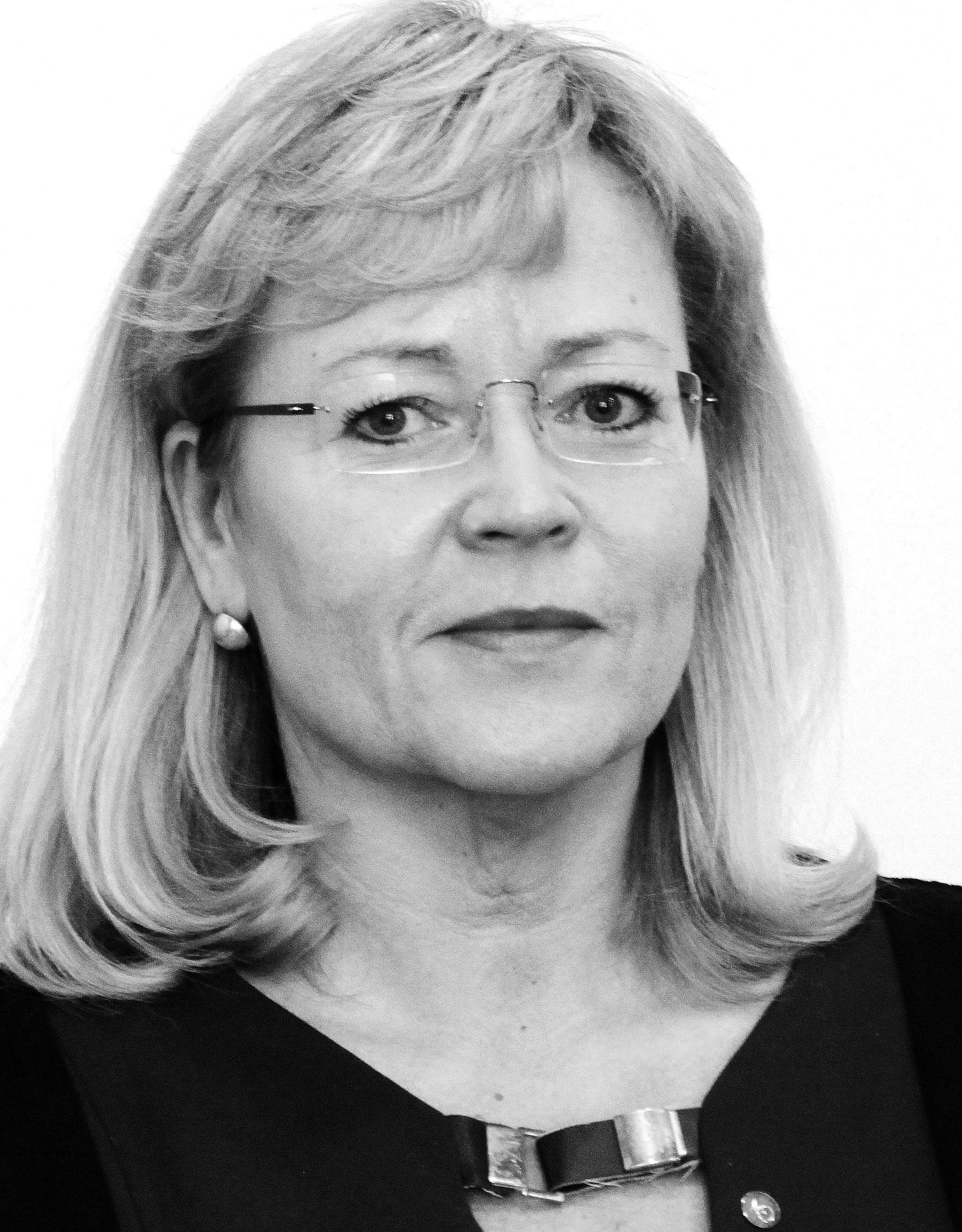 Trude Tinnlund, styreleder i AAF. Foto: AAF